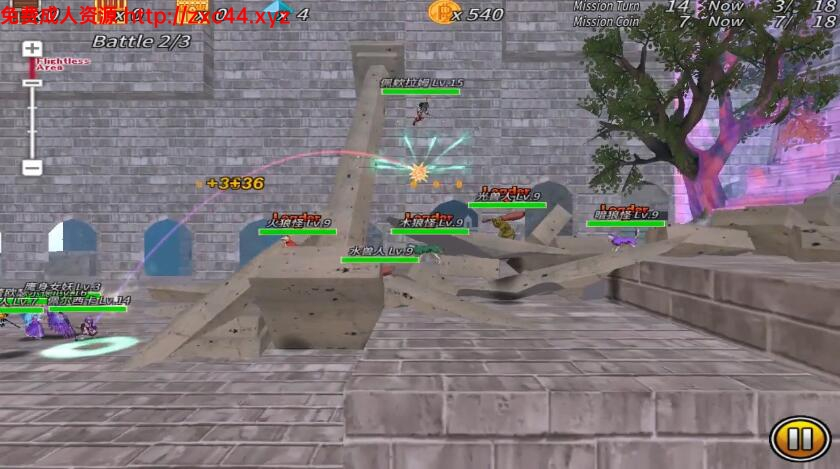 【ACT/汉化/全动态】飞行姬:异种生态 PC+安卓汉化版+最终版【1.8G】 4